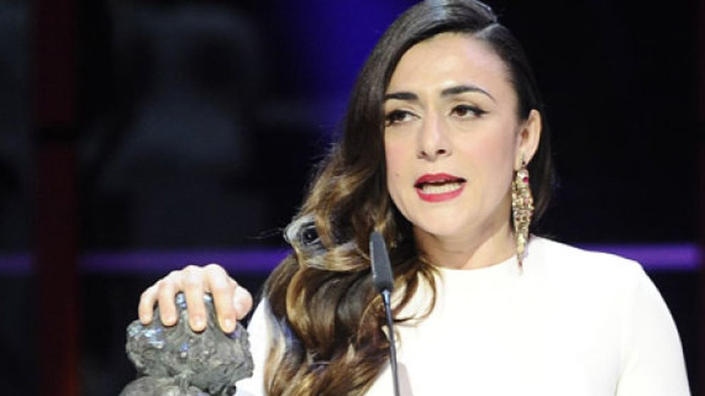 Candela Peña, una actriz sin pelos en la lengua