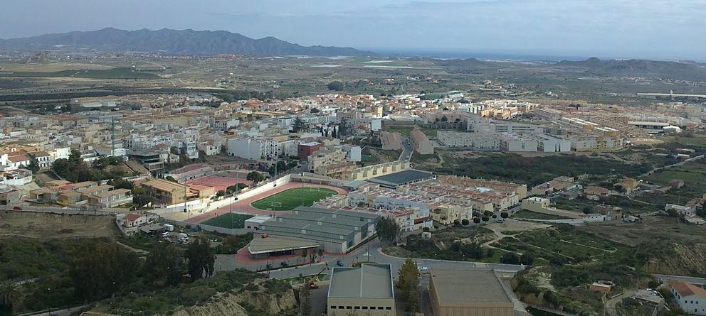 Foto: El municipio almeriense de Vera. (Almería Turística)