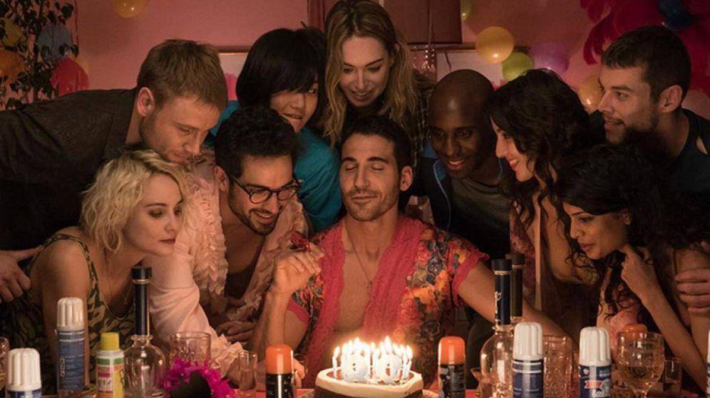 Foto: Los protagonistas de 'Sense8'.