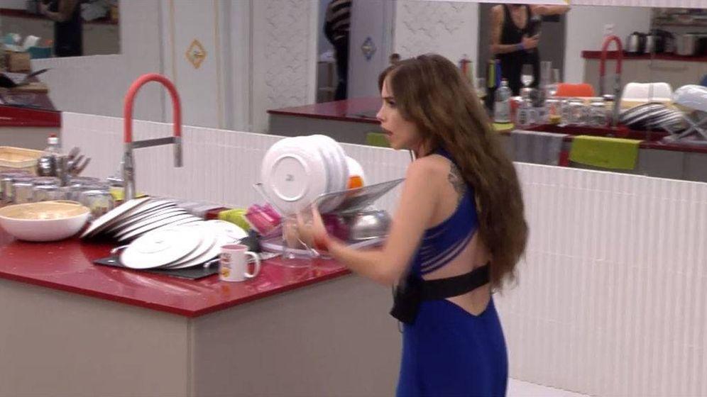 Foto: Carlota de 'GH' regresa al programa.