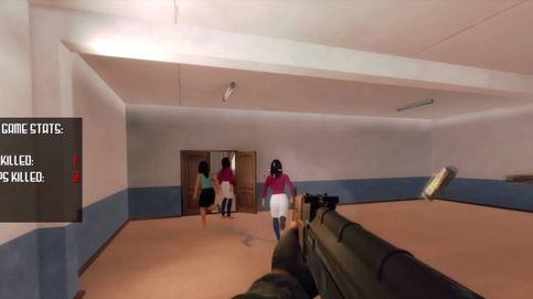 Polémica por un videojuego de tiroteos que te permite simular una masacre en escuelas