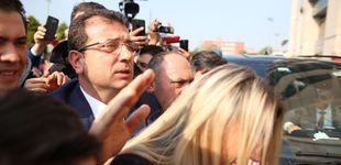 Post de Ekrem Imamoglu, alcalde de Estambul y esperanza de la oposición a Erdogan
