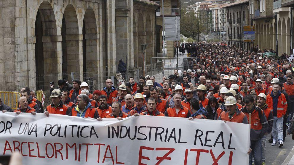 ArcelorMittal: de la conflictividad laboral a ser el gran valor del Ibex-35 en 2016