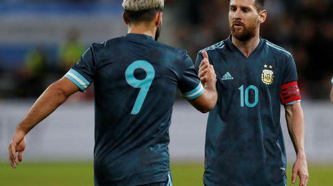Kun Agüero se acerca al Barcelona: falta que Messi dé el paso para quedarse
