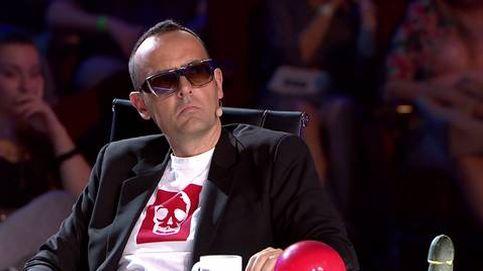 Risto Mejide huye en taxi del plató de 'Got Talent' por miedo a un concursante