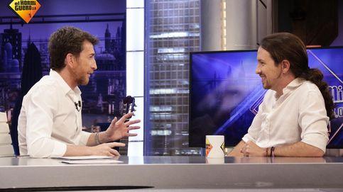'El Hormiguero' marca su mejor dato histórico con la visita de Pablo Iglesias