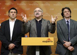 Foto: Guerra fratricida entre los independentistas catalanes por los malos resultados