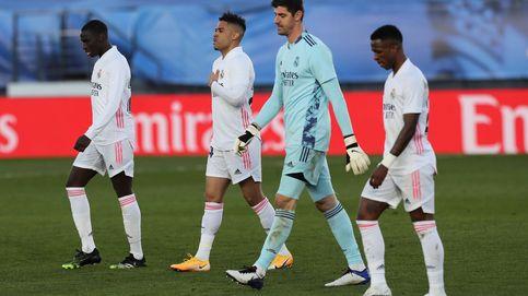 Florentino, Zidane y los jugadores colisionan a mitad de temporada
