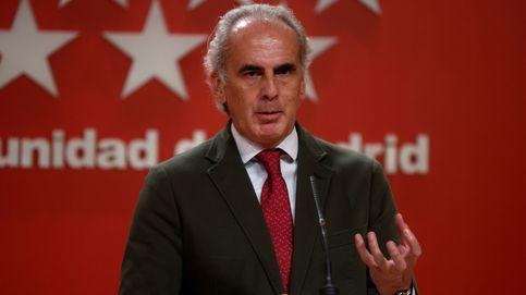 Última hora del coronavirus, en directo | Siga la comparecencia del consejero de Sanidad madrileño