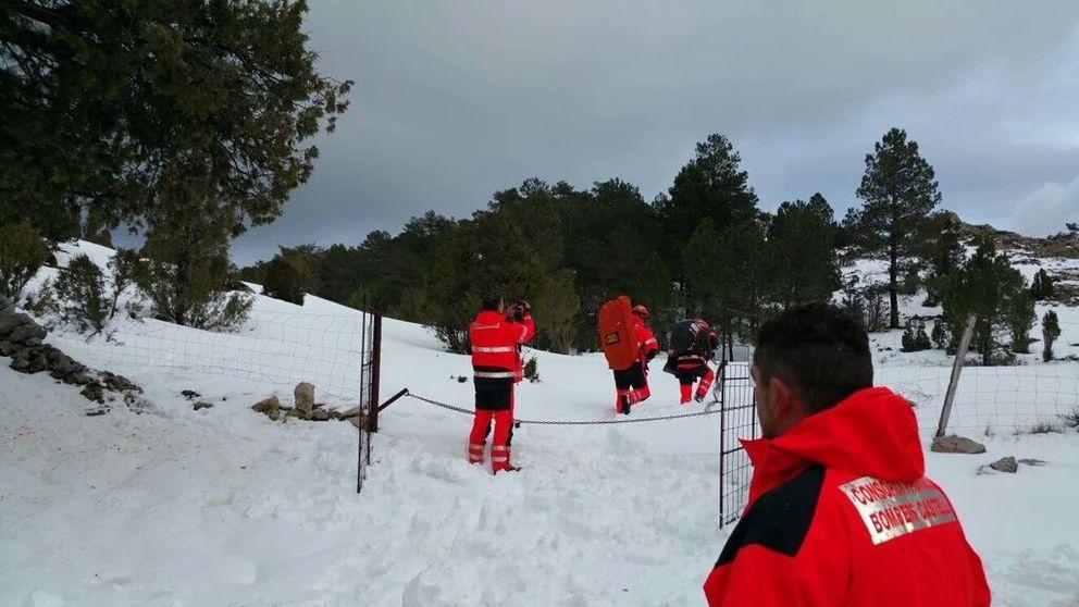 Temporal: aparecen muertos dos de los tres senderistas perdidos en Castellón
