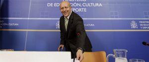Foto: Wert se carga el sucedáneo de Educación para la Ciudadanía y blinda la enseñanza en castellano