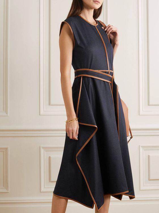 El vestido de Stella McCartney.