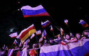 Ucrania y Rusia pactan una tregua en Crimea hasta el próximo 21 de marzo