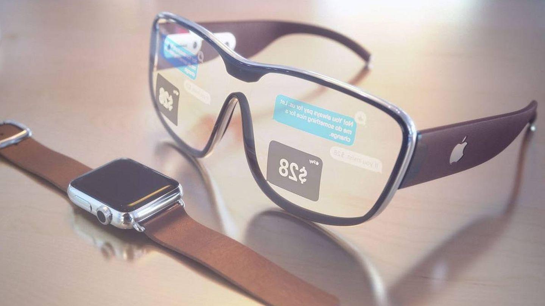 Nadie sabe cómo serán las gafas de Apple, pero están destinadas a sustituir al iPhone (Martin Hajek/iDropnews)
