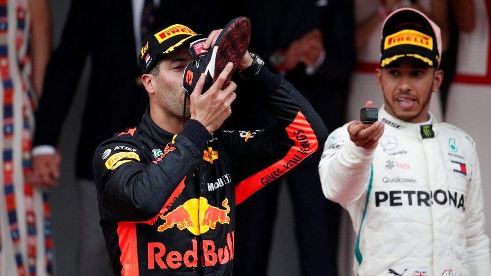 Foto: El GP de Mónaco de F1 desde otro punto de vista