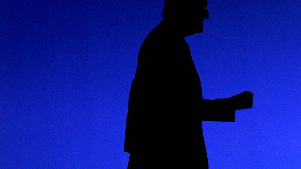 Foto: Silueta del presidente del Gobierno, Mariano Rajoy. (EFE)