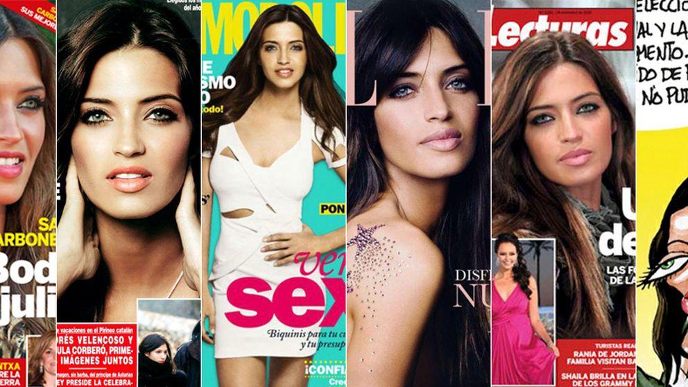 Los 31 años de Sara Carbonero, en 31 portadas
