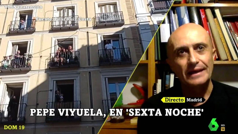 Pepe Viyuela. (La Sexta).