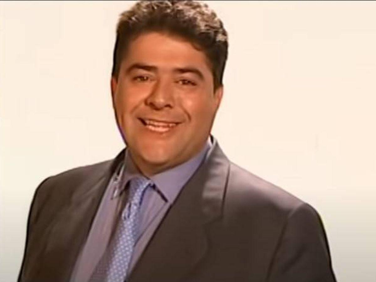 Foto: José Manuel, el Mani, uno de los cantantes más importantes de sevillanas. (YouTube)
