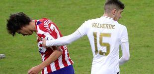 Post de El desubicado Joao Félix en un Atlético de Madrid 'pupas' en los penaltis