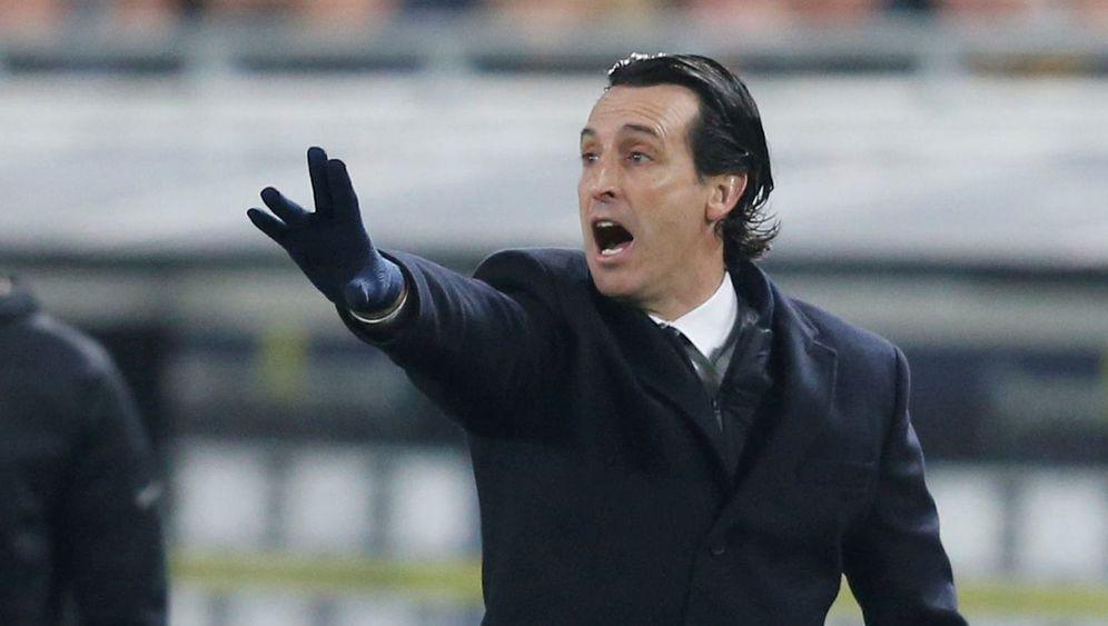 Foto: Unai Emery ha enderezado el rumbo del PSG durante las últimas semanas (Reuters)