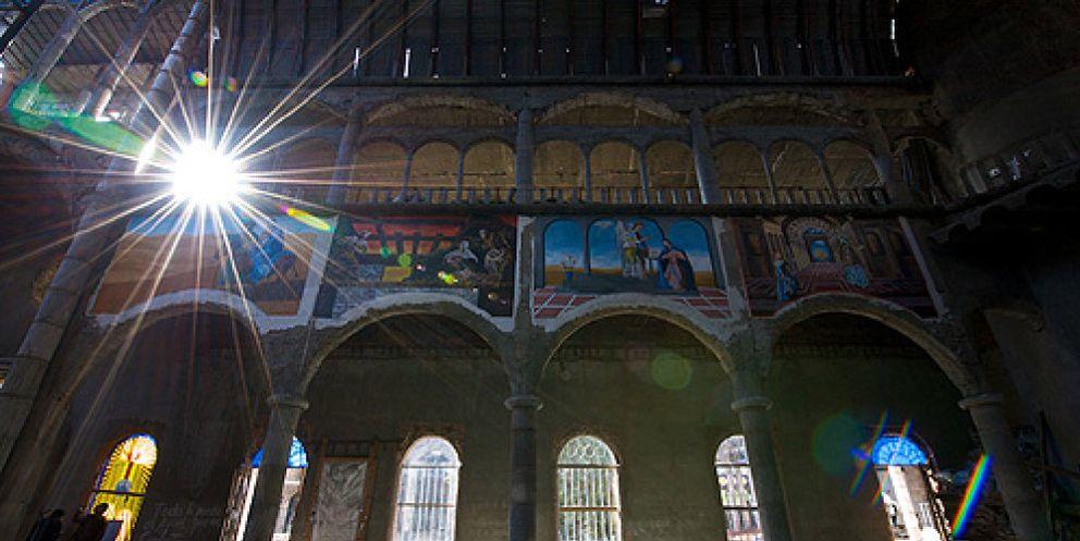 El 'Gaudí' de Mejorada del Campo da el salto al cine