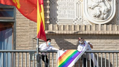 Un juzgado requiere al Ayuntamiento de Zaragoza que retire la pancarta LGTBI y trans