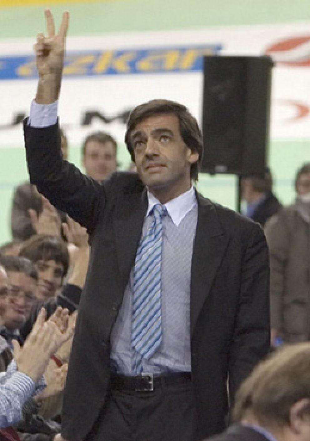 Foto: El empresario Iñaki Badiola, nuevo presidente de la Real Sociedad