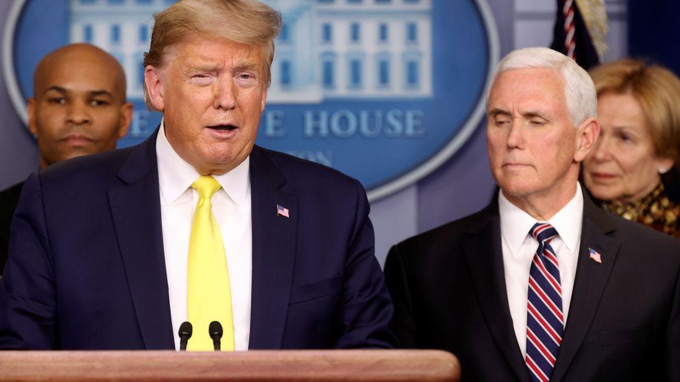 Trump no se ha hecho la prueba del coronavirus, según la Casa Blanca