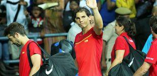 Post de Nadal no jugará la eliminatoria de la Copa Davis contra Croacia