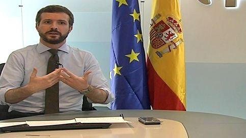 Casado afea a Moncloa que el aumento de casos coincida con la manifestación del 8-M