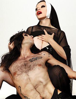 Foto: La Cope fulmina a Mario Vaquerizo por ridiculizar la figura de Jesucristo