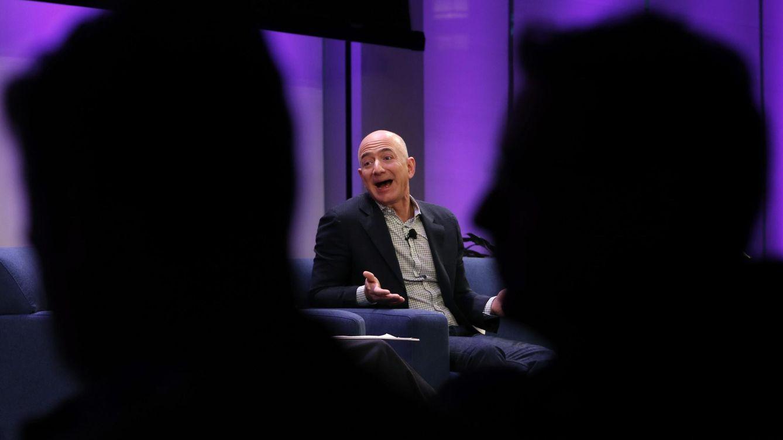 Foto: Amazon y Bezos: cuando tratar mal a tus empleados no importa demasiado. (Reuters/Mike Segar)