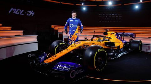 """Espero que McLaren no eche de menos a Alonso, que para eso me tienen a mí"""""""