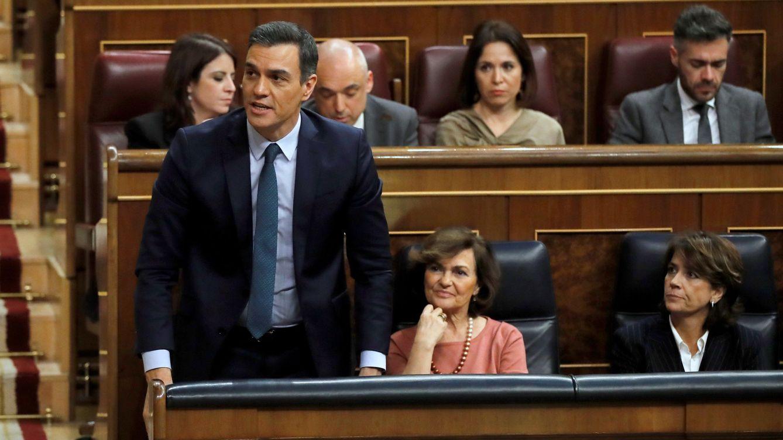 Sánchez fracasa en el primer intento pero se asegura la investidura para el martes 7