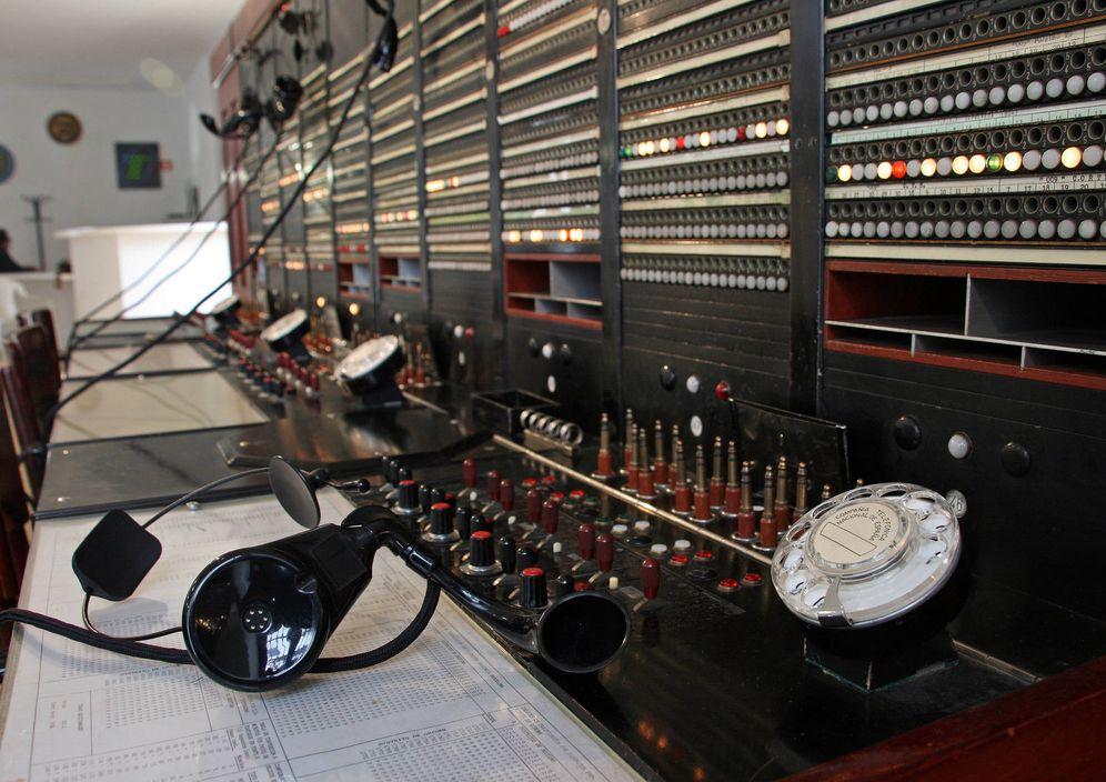 Foto: Colección del Museo de las Telecomunicaciones de Canena. (Imagen: Toño Ramos (Patrimonio de Telefonía) | Flickr)