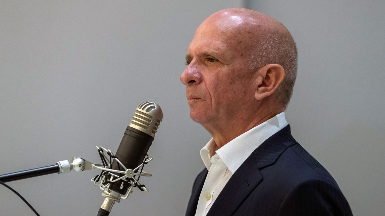 Hugo Carvajal, en una imagen de septiembre de 2019. (EFE)