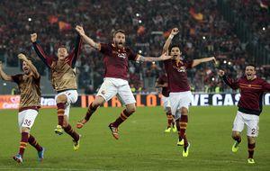 La Roma coge velocidad y firma números de ganador para abrir brecha