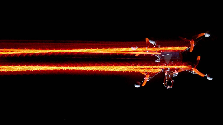 Este algoritmo está pensado para pilotar drones de rescate . (UZH)
