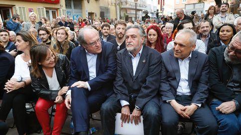 El arranque de campaña del PSOE se tiñe de tristeza por el estado de Rubalcaba