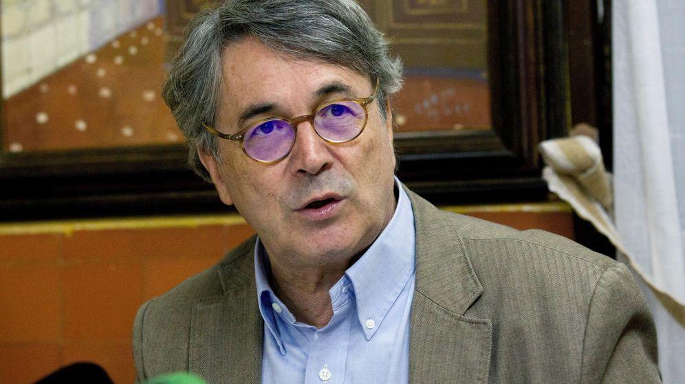 Foto: El escritor Andrés Trapiello. (EFE)