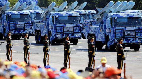 La Armada china celebra su 70 aniversario desplazando a EEUU como líder en Asia