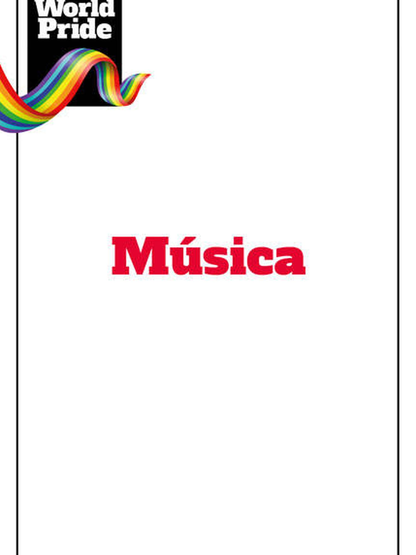 Orgullo LGTBI 2017: Música.