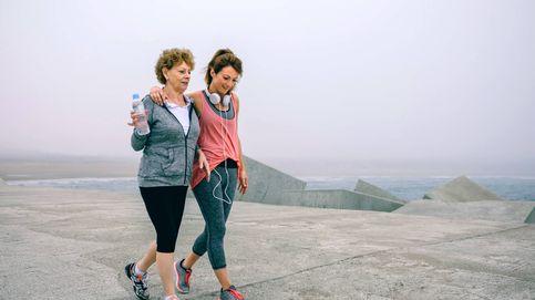 La manera correcta de caminar para conseguir perder peso