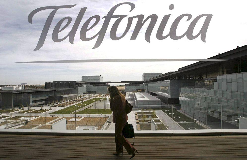 Foto: Imagen de Distrito C, la sede corporativa de Telefónica.
