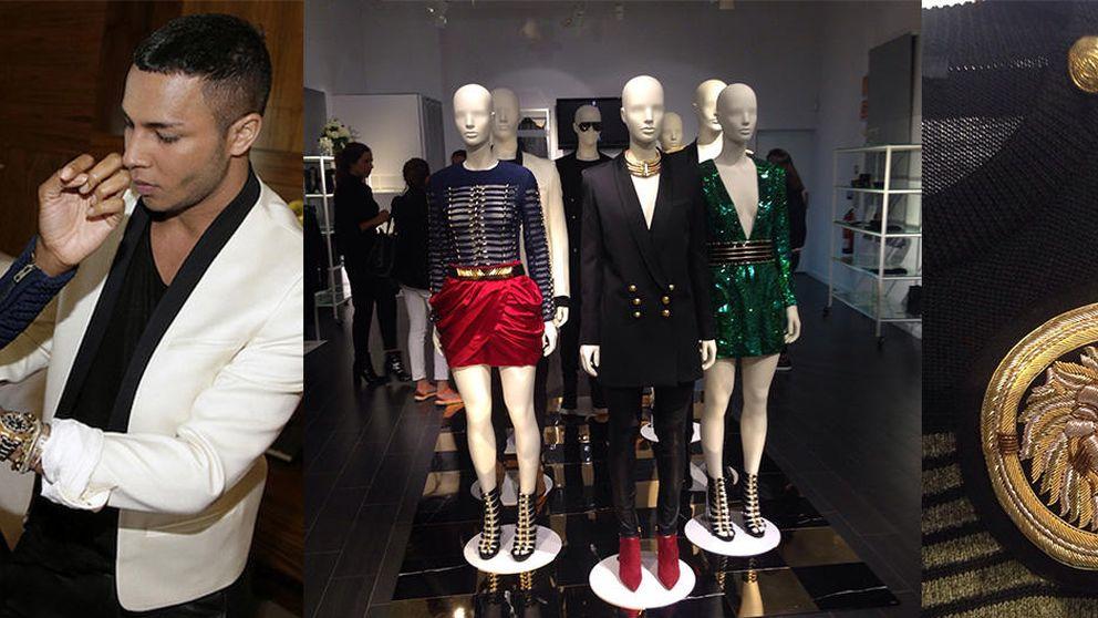 Balmain x H&M: nos probamos su ropa y desvelamos todos sus secretos