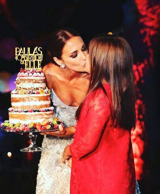 Foto: La actriz Paula Echevarría y su hija Daniella en Instagram.