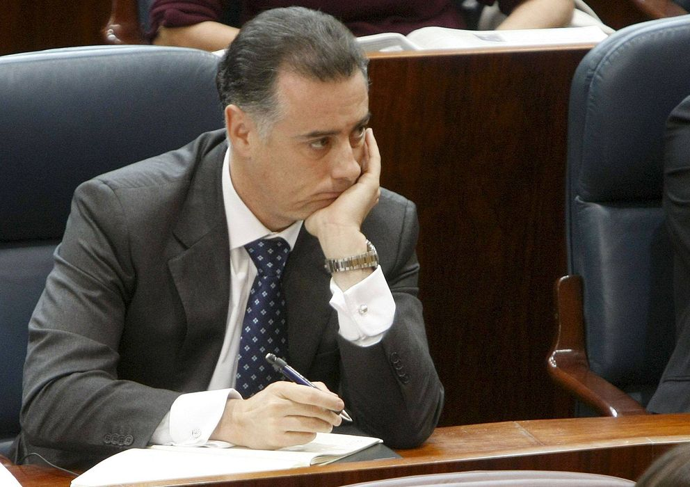 Foto: El exconsejero de la Comunidad de Madrid Alberto López Viejo. (EFE)