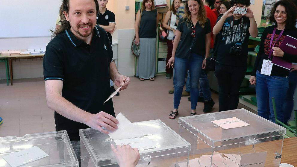 Preocupación en Podemos por el aumento de participación en barrios más pudientes