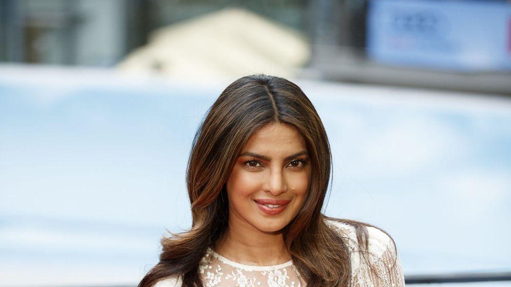 Foto: Priyanka Chopra, en una imagen de archivo. (EFE)